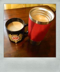 Ergebnis mit Travel Mug