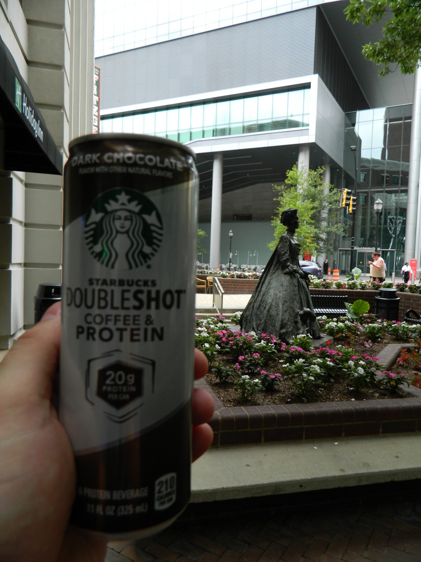 Double Shot - Coffee & Protein Front