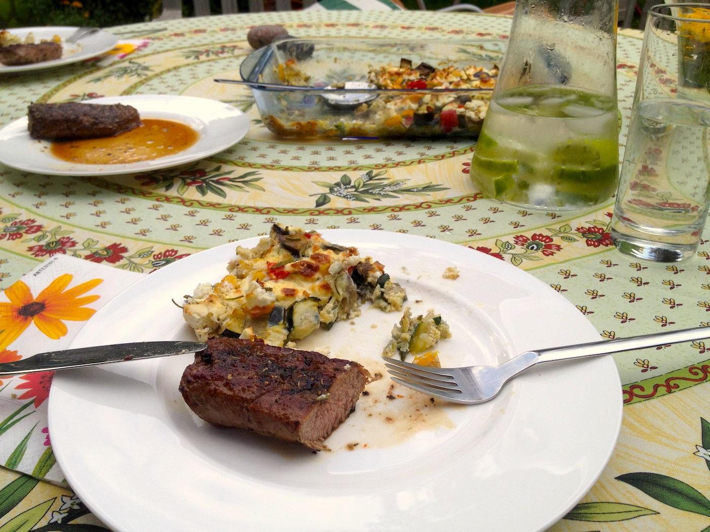 PSMF Steak